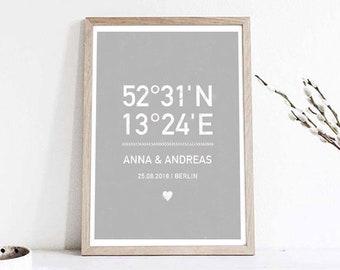 Hochzeitsgeschenk Etsy