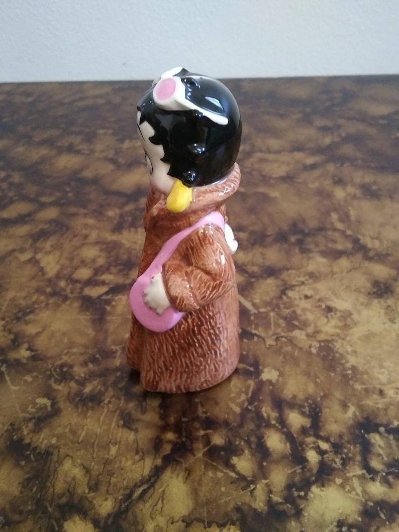 80s Betty Boop Salt ShakerBetty Boop Vintage Salt ShakerVintage Betty Boop