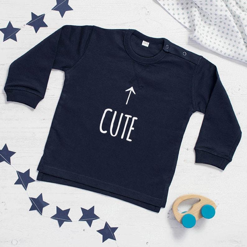 Personalised Baby Gift Kids Sweatshirt Childrens Tshirt Cute Sweatshirt Childrens Sweatshirt Baby Sweatshirt Child Sweatshirt