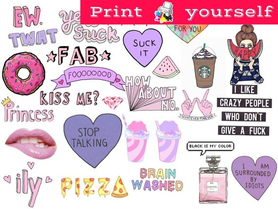 Ridiculous image for tumblr printables