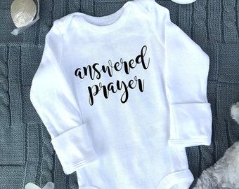 Answered Prayer Onesie®
