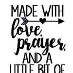 IVF Onesie® Made With Love, Prayer, and a Little Bit of Science