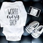 IVF Onesie® Worth Every Shot
