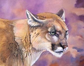 8d1e7df3143ad Puma artwork | Etsy