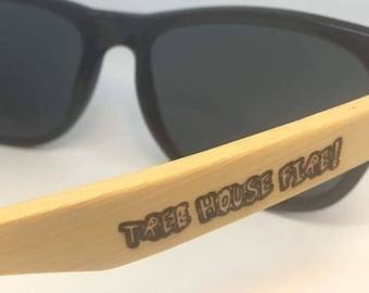 Custom Engraved Sun Glasses