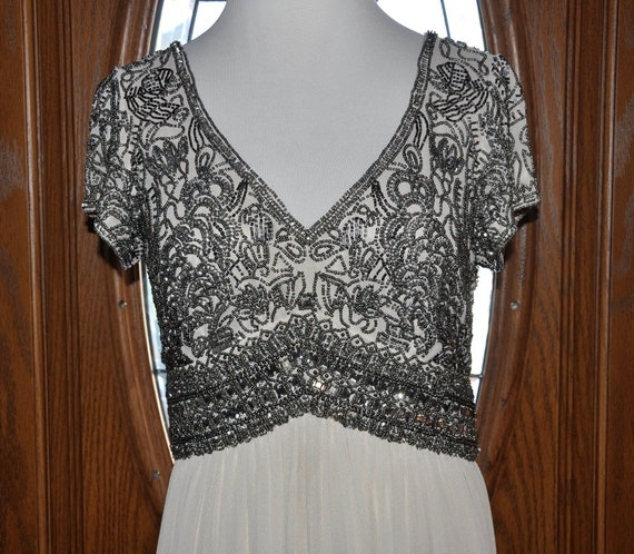 Adrianna Papell Beaded Mother of the Bride Dresses