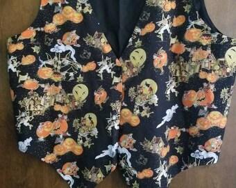 Halloween Vest XL