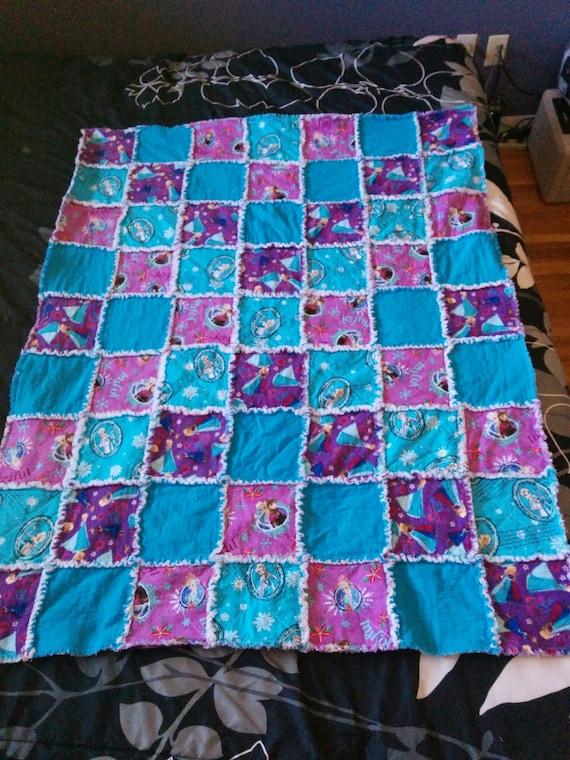 Nursery Bedding Custom Rag Quilt Decor Handmade Quilt Patchwork Quilt Crib Bedding Baby Shower Gift Crib Quilt Baby Blanket