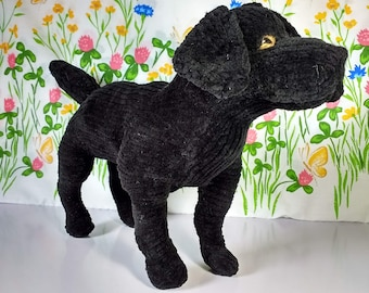 Labrador Stuffed Dog Etsy
