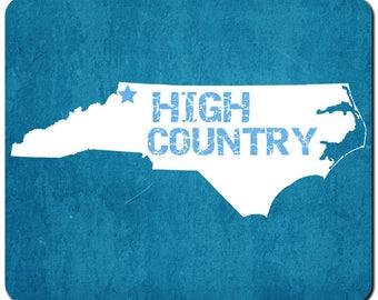 North Carolina High Country Magnet
