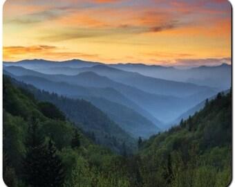 Blue Ridge Mountains Mousepad