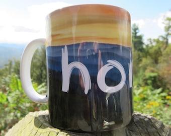 Mountains are Home Mug
