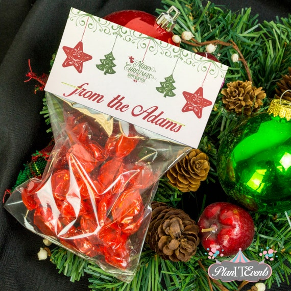 image 0 - Christmas Candy Bags