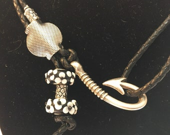 Insect braidloc charm set