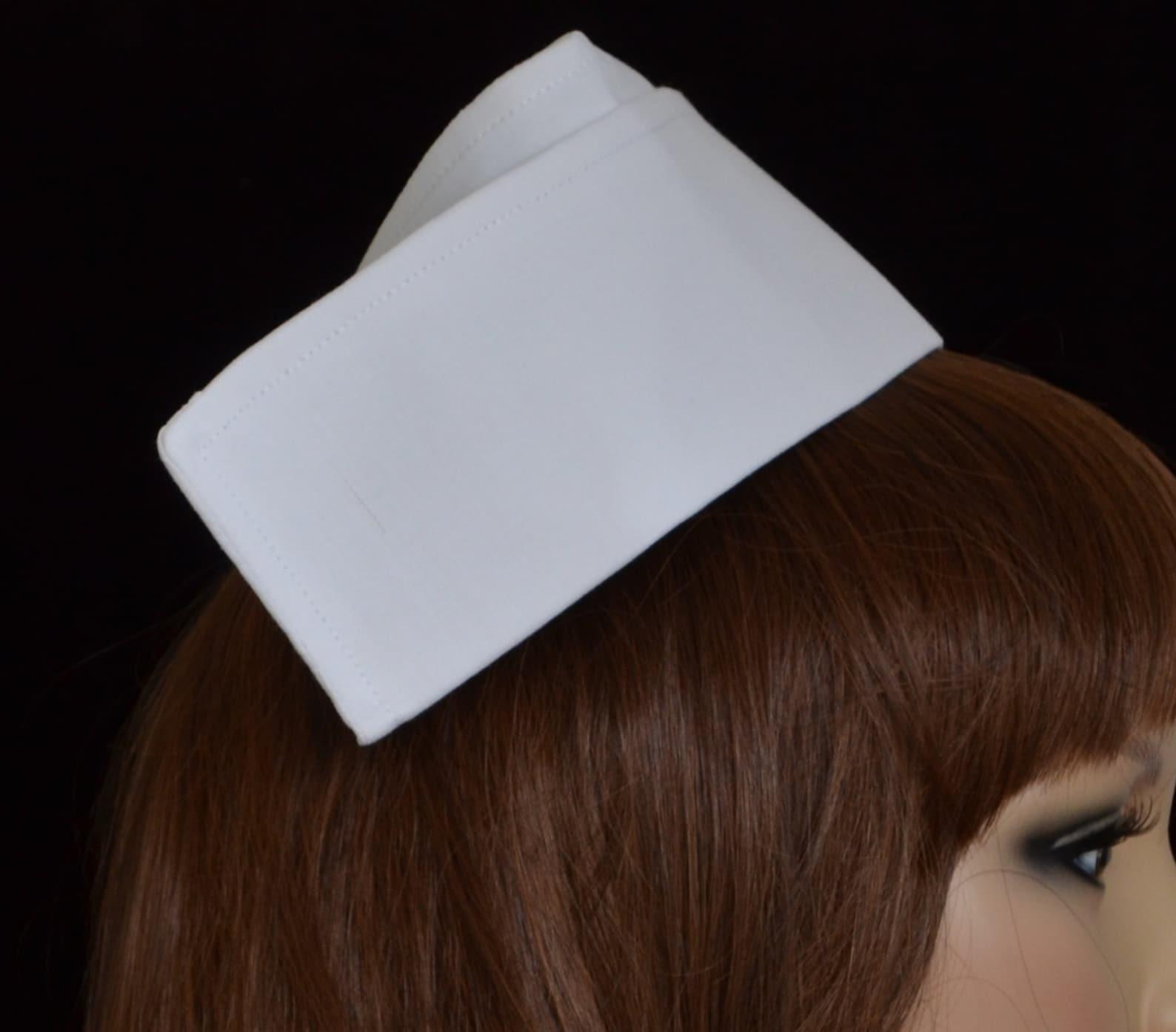 Lot - Vintage Nurses Cap