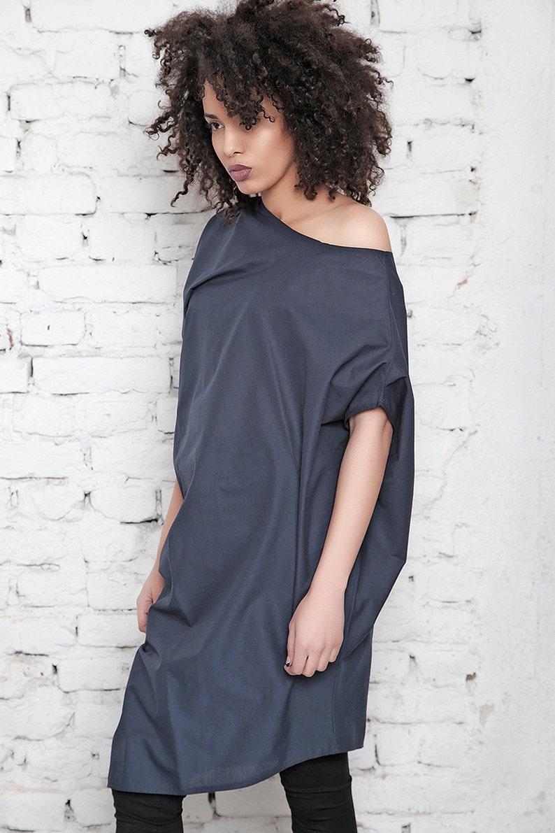f73c8d5f5be Asymmetric Dress   Avant Garde Dress  Plus Size Dress  Midi