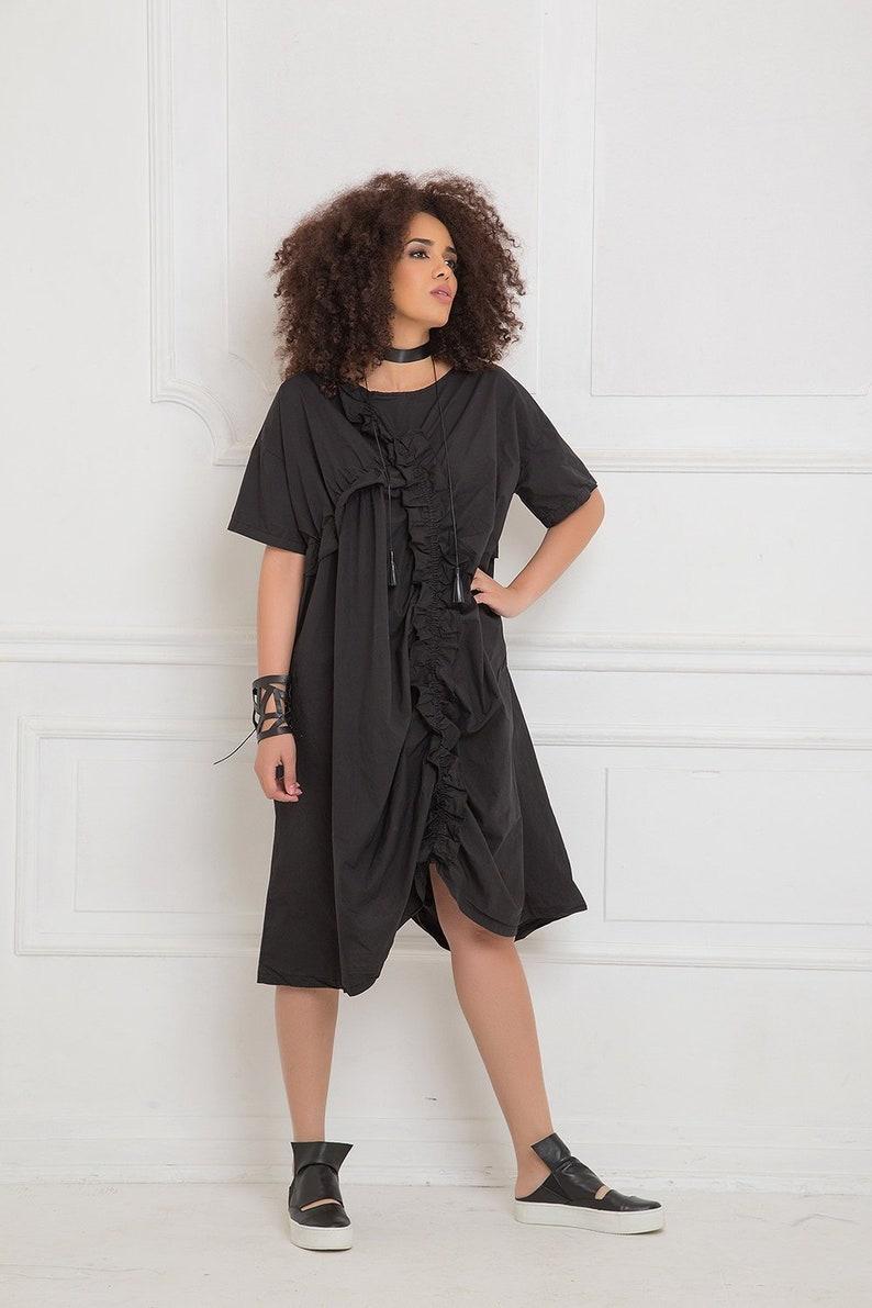 f2decb1b44e Women Dress Midi Dress Black Dress Cocktail Dress Avant