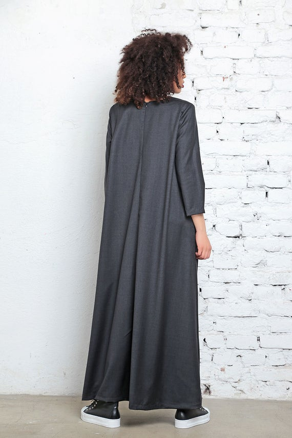 Dress Clothing Avant Dress Maternity Clothing Dress Dress Victorian Maxi Dress Women Dress Long Cyberpunk Kaftan Dress Garde Loose nxIYOwPq