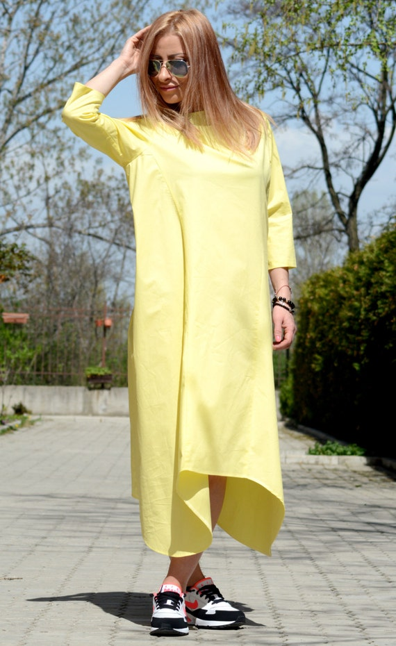 Empire Yellow Gown Plus Size Women Dress Summer Cocktail Custom Dress Dress Midi Dress Dress Dress Dress Dress Boutique O0qrO