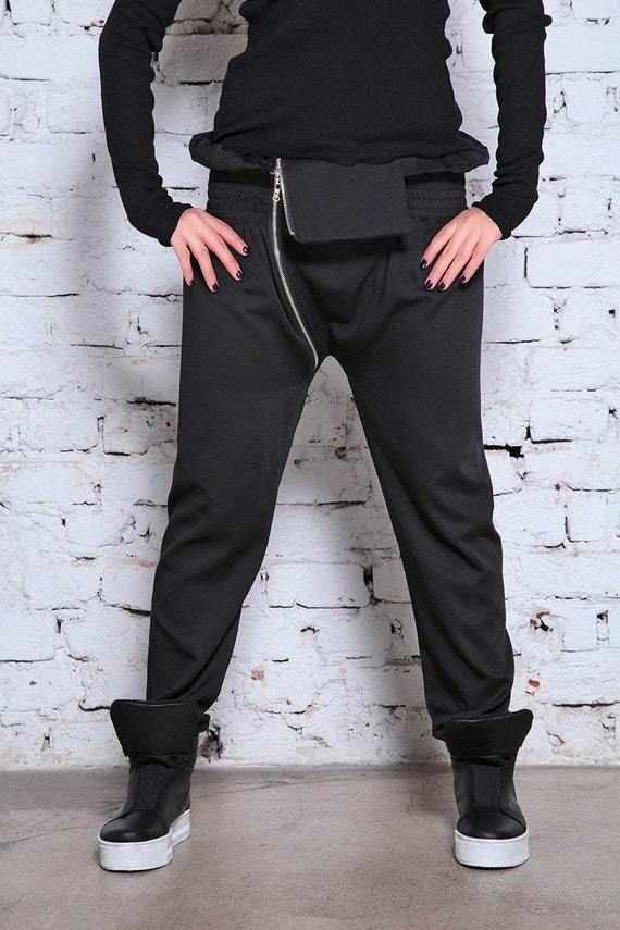 Home Trousers Lounge Pants Pants Pants Size Pants Sweatpants Pants Chic Yoga Dance Black Punk Pants Yoga Womens Harem Long Plus Pants qwSnPW0g
