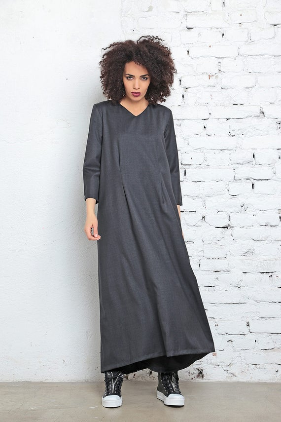 Dress Clothing Avant Dress Maternity Clothing Dress Dress Victorian Maxi Dress Women Dress Long Cyberpunk Kaftan Dress Garde Loose nxIYOwPq