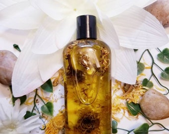 Hemp and Calendula Oil