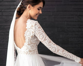 Vegan Wedding Dress Etsy