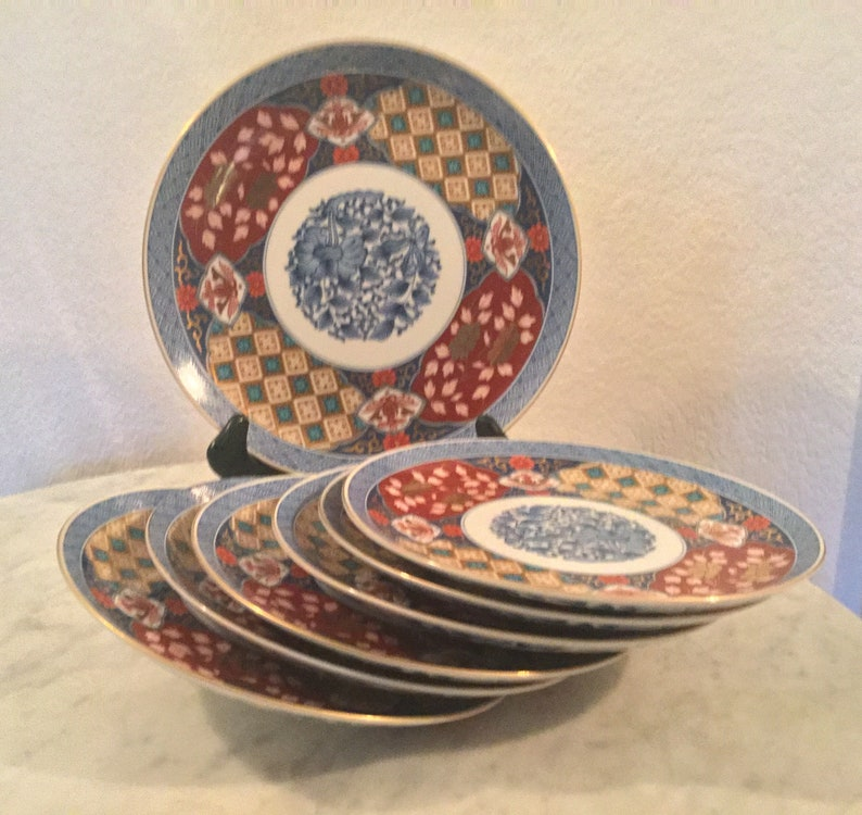 bef93ee46b7 Vintage Beautiful Smithsonian Institue SMB1 Imari