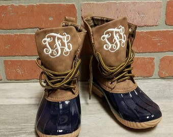 dc5967d79e1be Duck boots | Etsy