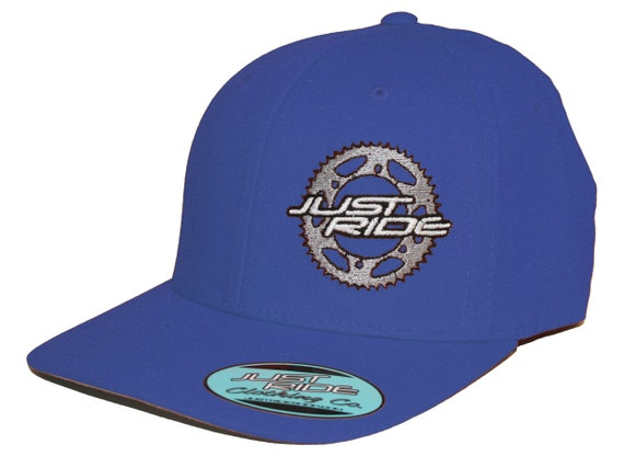 MX DAD FLEXFIT HAT FITTED CAP MOTOCROSS MOTO FATHER DIRT BIKE JUST RIDE YZ KX CR