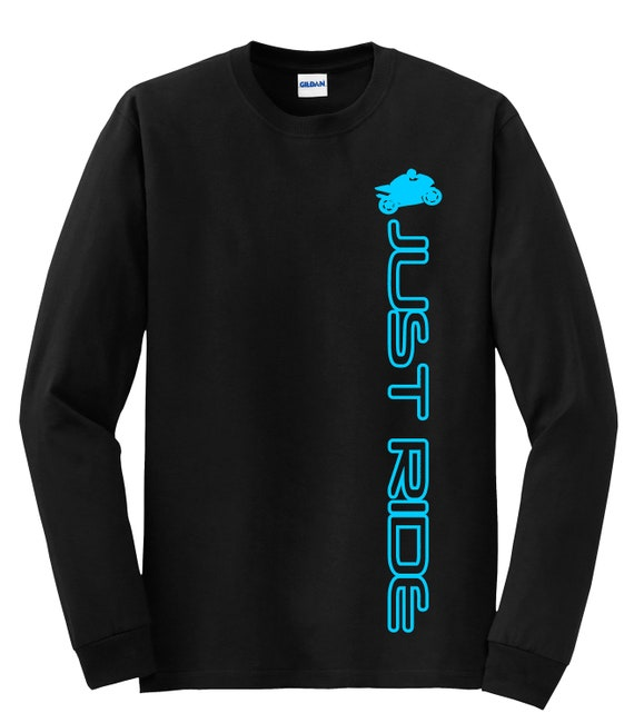 Just Ride Superbike Hoodie Sweat Shirt Pullover