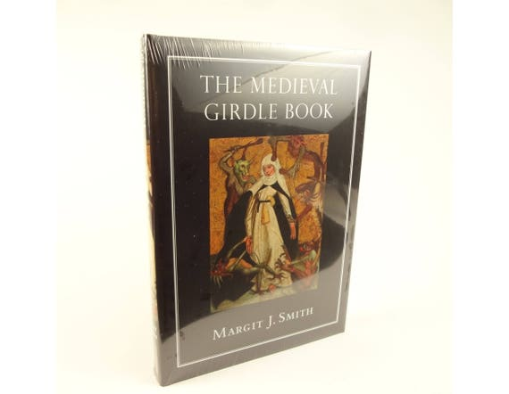 NEW - The Medieval Girdle Book, Margit J. Smith. Oak Knoll