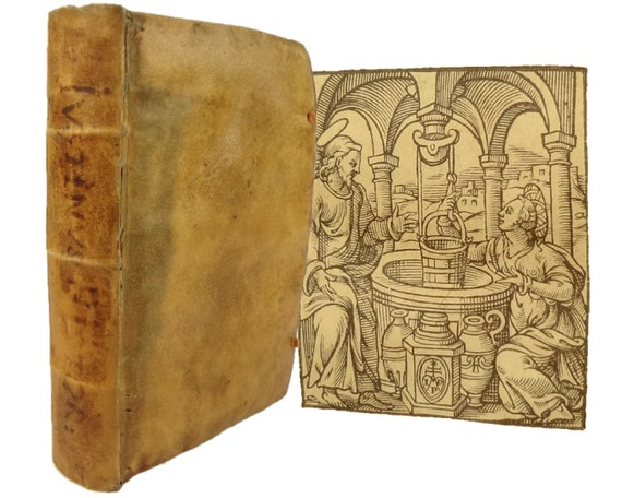 1581 Justinus (Justin), Trogi Pompeii Historiarum Philippicarum epitoma. 1st edition with Jacques Bongars as editor. Du Puys, Paris