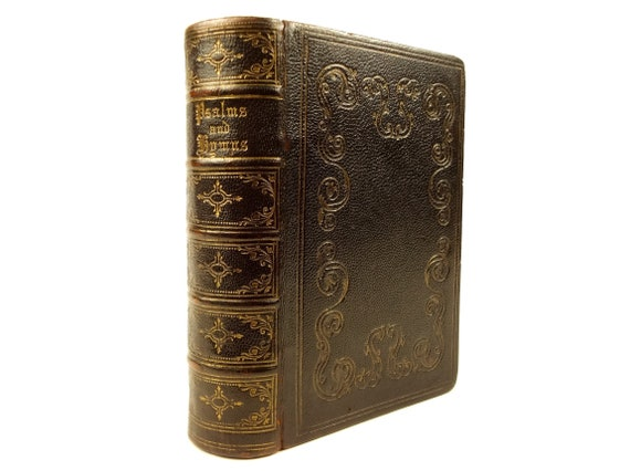 1859 Psalms and Hymns for Public, Social and Private Worship, Baptist.