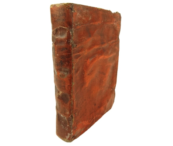 1578 Epitome Thesauri Linguae Sanctae. Hebrew to Latin thesaurus. Plantin, Antwerp