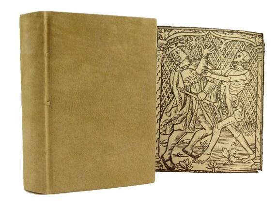 1538 De Doctrina Moriendi Opusculum, Josse Clichtove. Paris, Francois Regnault (heirs)