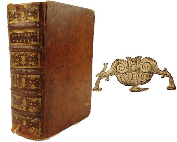 1609 Tacitus, Opera Quae Extant. Edited by Curzio Picchena. Geneva edition