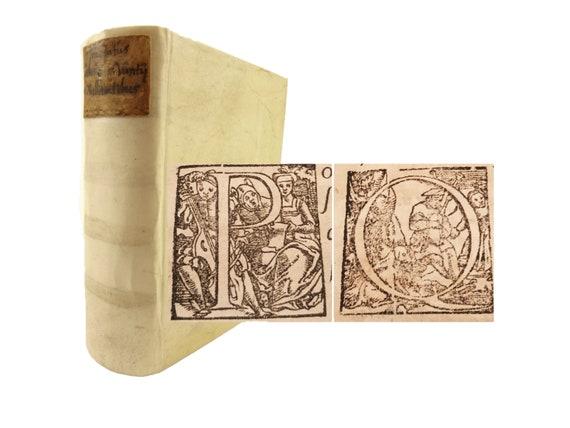 1575 Nullifying Judicial Sentences (in Latin - De Nullitatibus Processuum)- Sebastian Vantius (Jurist). Canon Law. Council of Trent