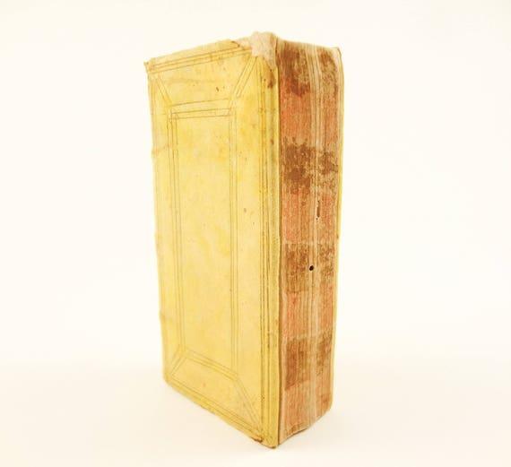 1598 Psalterium Decachordum. Interesting provenance. Mnemonic device woodcuts.
