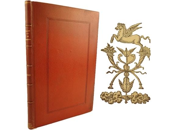 Galen. 1542 Pergameni de Crisibus, Nicolao Leoniceno Interprete. Wechel, Paris
