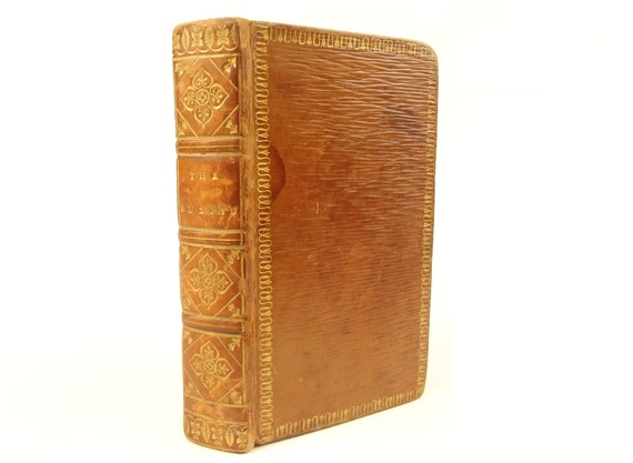 1809 The Lusiad, or The Discovery of India: The Epic Poem, Mickle. Fine binding.