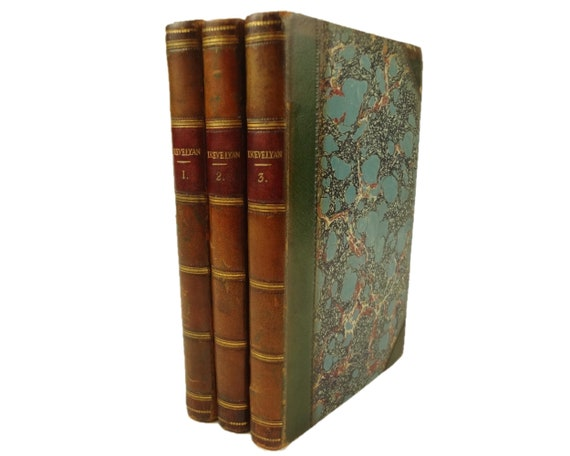 1834 Trevelyan, by Lady Scott (Caroline Lucy Scott). 2nd edition. Bentley, London