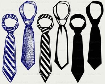 necktie clipart etsy rh etsy com necktie clipart free necktie clip art free