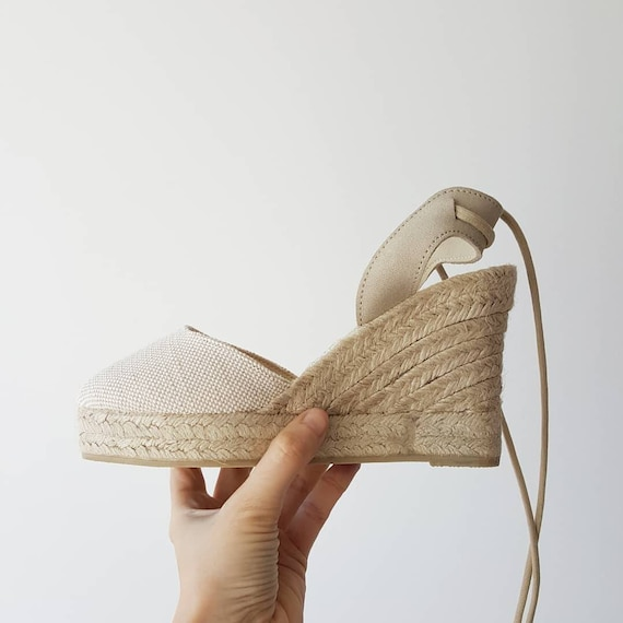 Marina Wedge Espadrilles by Etsy