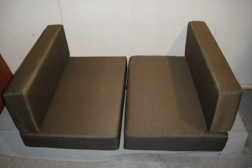 New Set Of 4 Complete Dinette Cushions Up To 45 100 Fabric Choices Included