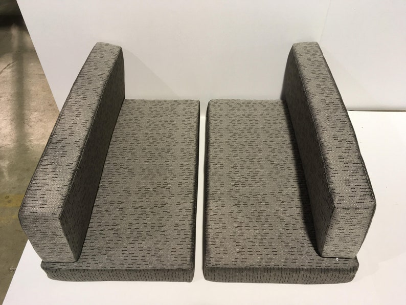 New Set Of 4 Dinette Cushion Covers For Rvs Camper Trailers Fabric Included 100 Choices