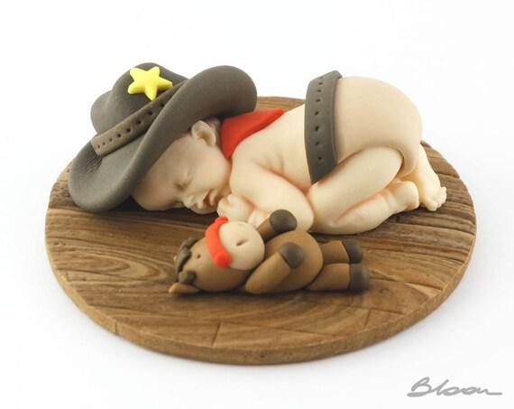 Arreglos Para Baby Shower Vaquero.Decoraciones De Tortas De Vaqueros Fondant Baby Fondant Baby Tarta Topper Baby Cake Topper Fondant Figuras De Fondant Bebe Fondant Cumpleanos
