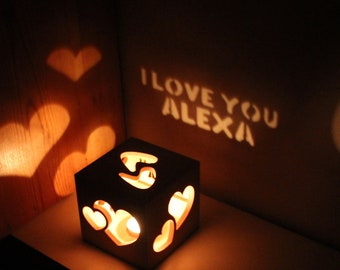 Creative Gifts for Women Creative Gifts for Her Personalized Girlfriend Gift Special Gift for Her Magic Lanterns