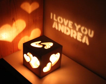 Anniversary Gifts For Girlfriend Gift Unique Women Bedroom Lighting Love Birthday Her
