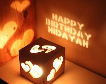 Birthday Gift For Girlfriend Her Happy Custom Name Love Romantic